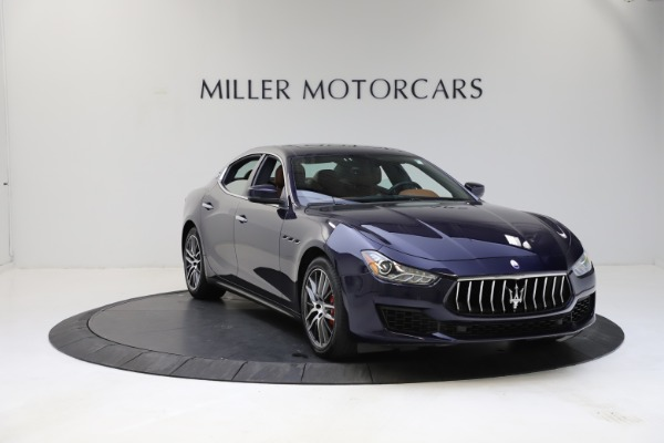Used 2018 Maserati Ghibli S Q4 for sale $53,900 at Pagani of Greenwich in Greenwich CT 06830 12