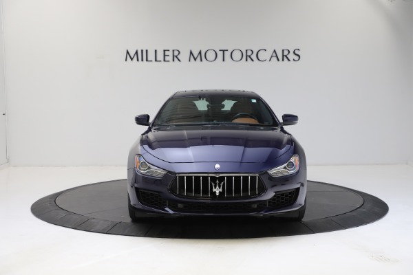 Used 2018 Maserati Ghibli S Q4 for sale $53,900 at Pagani of Greenwich in Greenwich CT 06830 13