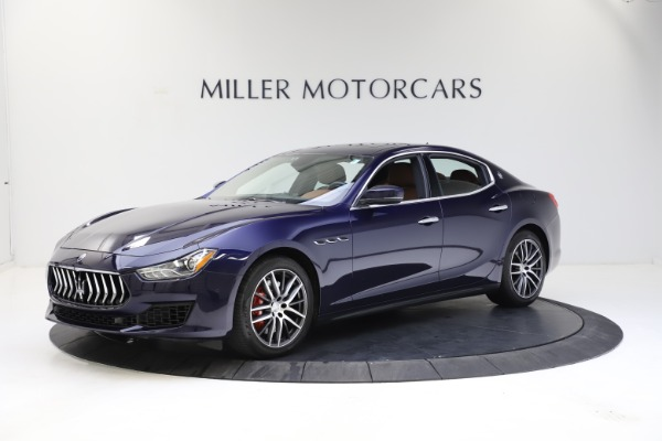 Used 2018 Maserati Ghibli S Q4 for sale $53,900 at Pagani of Greenwich in Greenwich CT 06830 2