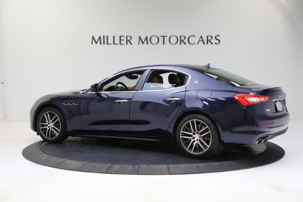 Used 2018 Maserati Ghibli S Q4 for sale $53,900 at Pagani of Greenwich in Greenwich CT 06830 4