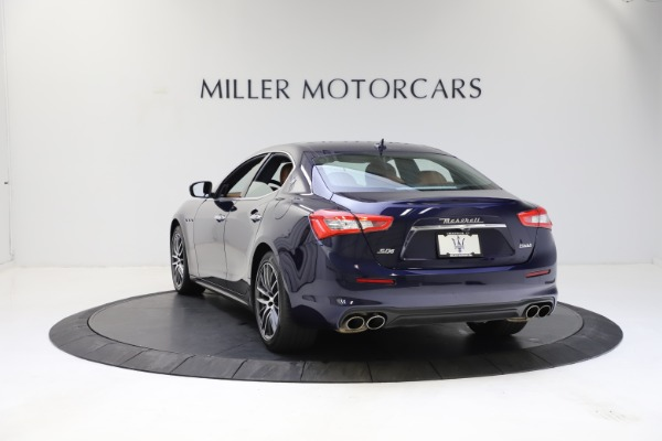 Used 2018 Maserati Ghibli S Q4 for sale $53,900 at Pagani of Greenwich in Greenwich CT 06830 5