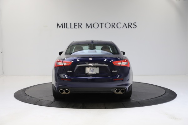 Used 2018 Maserati Ghibli S Q4 for sale $53,900 at Pagani of Greenwich in Greenwich CT 06830 6