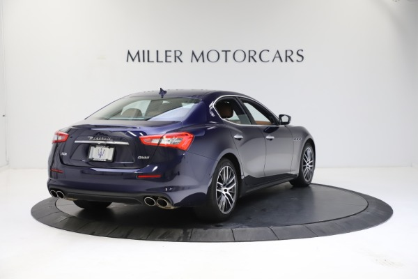Used 2018 Maserati Ghibli S Q4 for sale $53,900 at Pagani of Greenwich in Greenwich CT 06830 7