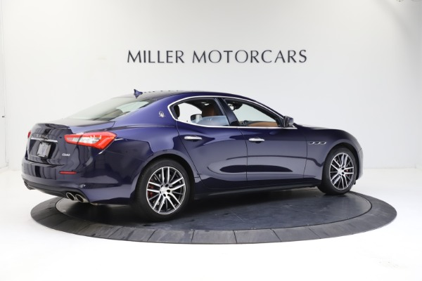Used 2018 Maserati Ghibli S Q4 for sale $53,900 at Pagani of Greenwich in Greenwich CT 06830 8