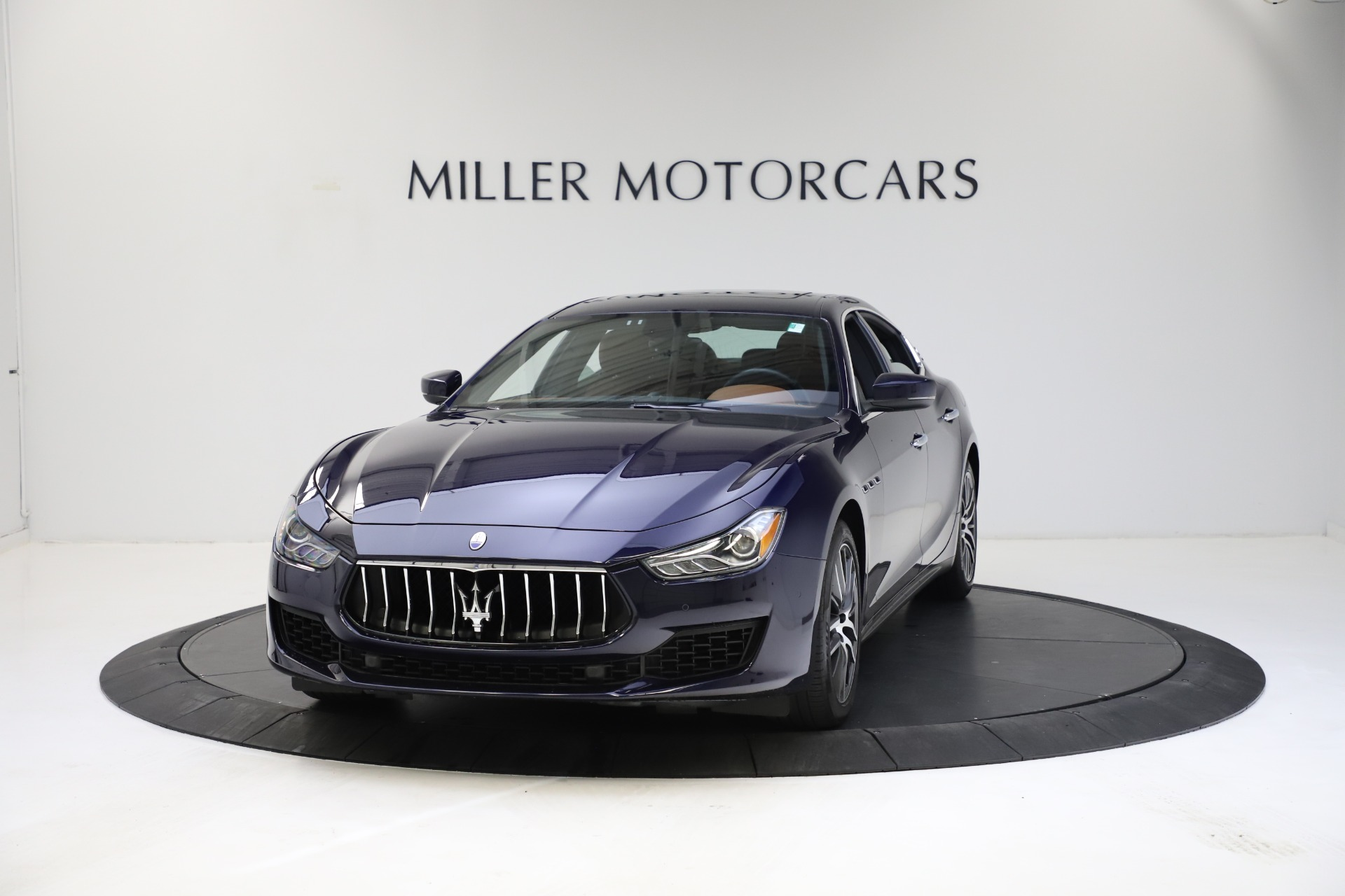 Used 2018 Maserati Ghibli S Q4 for sale $53,900 at Pagani of Greenwich in Greenwich CT 06830 1