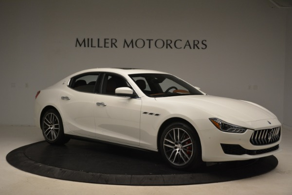 New 2018 Maserati Ghibli S Q4 for sale Sold at Pagani of Greenwich in Greenwich CT 06830 11