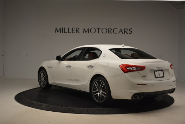 New 2018 Maserati Ghibli S Q4 for sale Sold at Pagani of Greenwich in Greenwich CT 06830 5