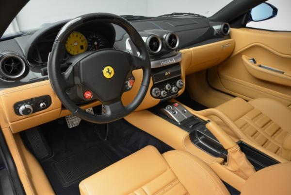 Used 2007 Ferrari 599 GTB Fiorano GTB Fiorano F1 for sale Sold at Pagani of Greenwich in Greenwich CT 06830 13