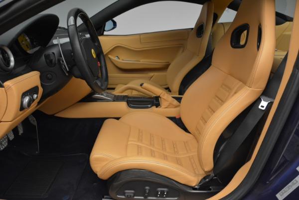 Used 2007 Ferrari 599 GTB Fiorano GTB Fiorano F1 for sale Sold at Pagani of Greenwich in Greenwich CT 06830 14