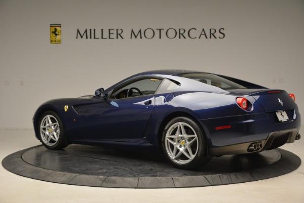 Used 2007 Ferrari 599 GTB Fiorano GTB Fiorano F1 for sale Sold at Pagani of Greenwich in Greenwich CT 06830 4