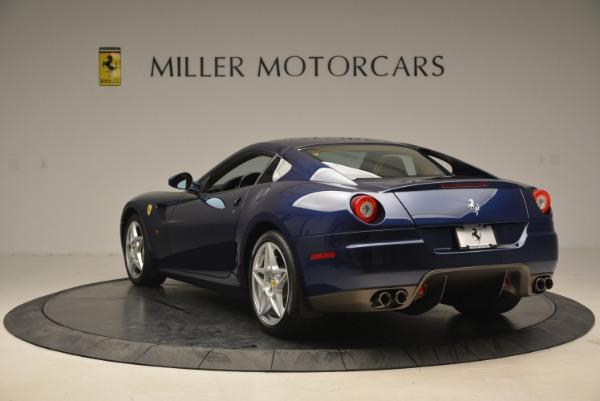 Used 2007 Ferrari 599 GTB Fiorano GTB Fiorano F1 for sale Sold at Pagani of Greenwich in Greenwich CT 06830 5