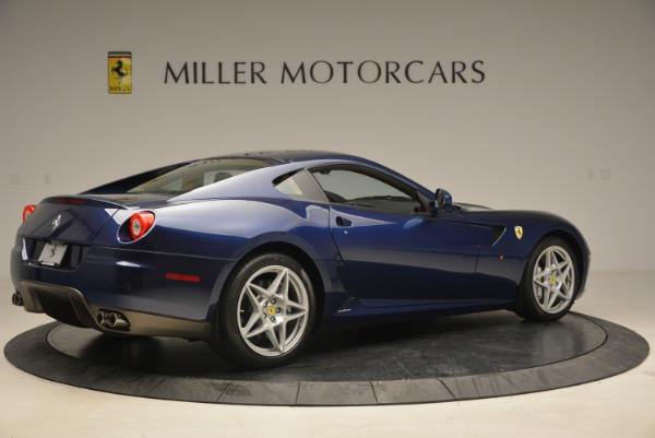 Used 2007 Ferrari 599 GTB Fiorano GTB Fiorano F1 for sale Sold at Pagani of Greenwich in Greenwich CT 06830 8