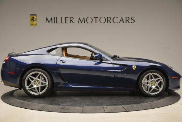 Used 2007 Ferrari 599 GTB Fiorano GTB Fiorano F1 for sale Sold at Pagani of Greenwich in Greenwich CT 06830 9