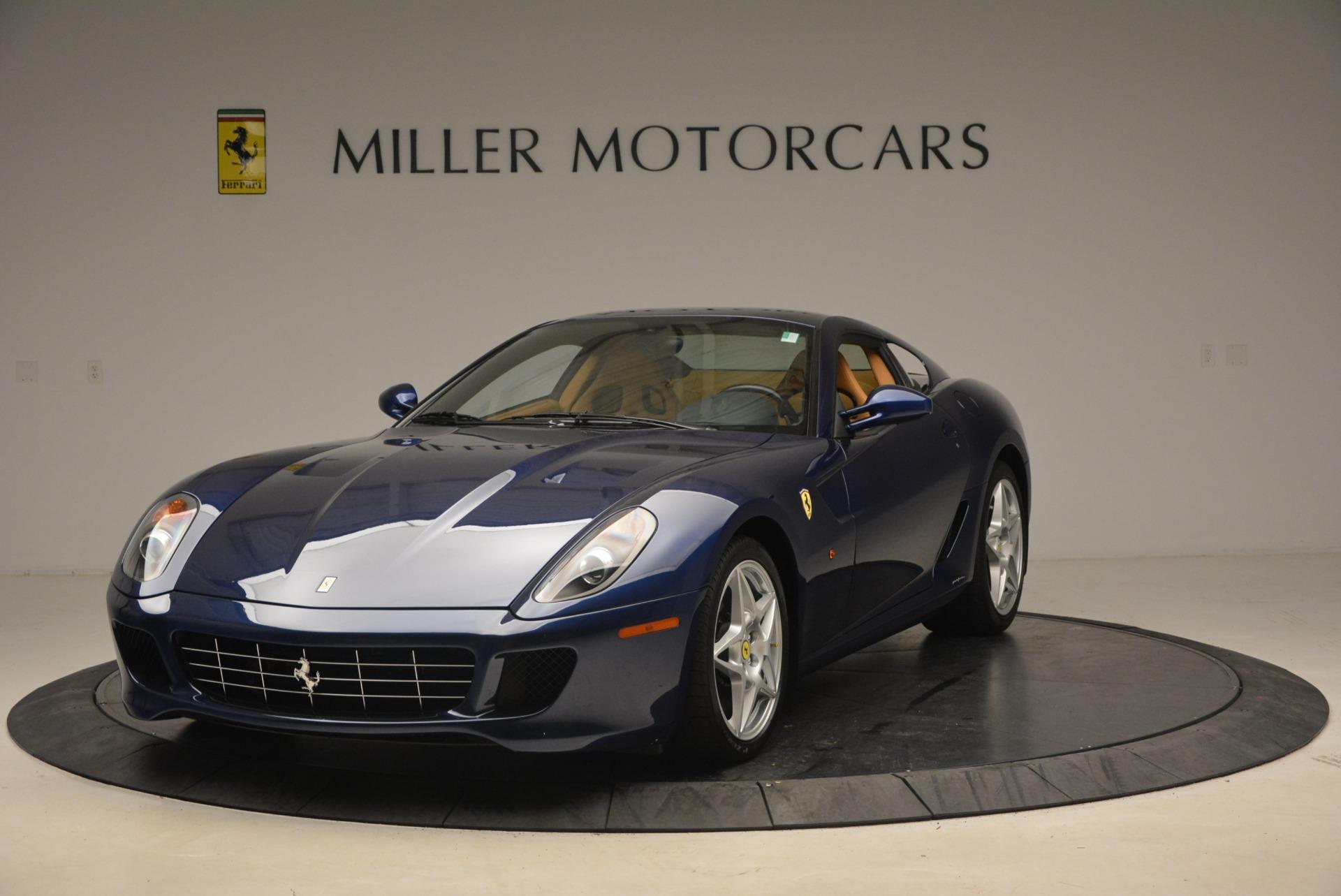 Used 2007 Ferrari 599 GTB Fiorano GTB Fiorano F1 for sale Sold at Pagani of Greenwich in Greenwich CT 06830 1