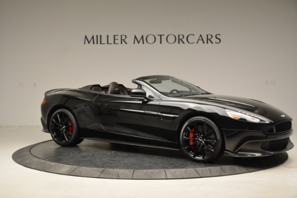 Used 2018 Aston Martin Vanquish S Convertible for sale Sold at Pagani of Greenwich in Greenwich CT 06830 10