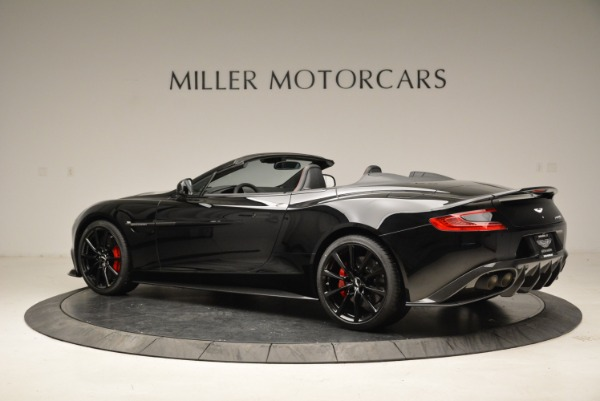 Used 2018 Aston Martin Vanquish S Convertible for sale Sold at Pagani of Greenwich in Greenwich CT 06830 4