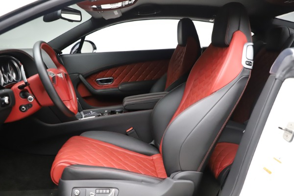 Used 2016 Bentley Continental GT V8 S for sale Sold at Pagani of Greenwich in Greenwich CT 06830 18