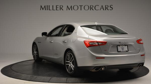 New 2016 Maserati Ghibli S Q4 for sale Sold at Pagani of Greenwich in Greenwich CT 06830 5