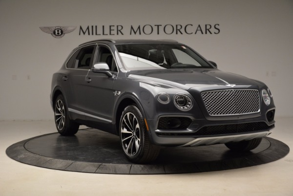 Used 2018 Bentley Bentayga W12 Signature for sale Sold at Pagani of Greenwich in Greenwich CT 06830 11