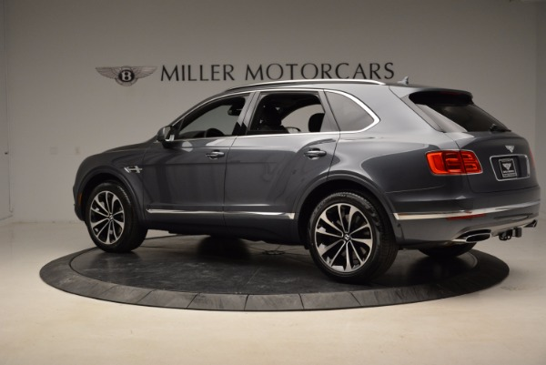 Used 2018 Bentley Bentayga W12 Signature for sale Sold at Pagani of Greenwich in Greenwich CT 06830 4