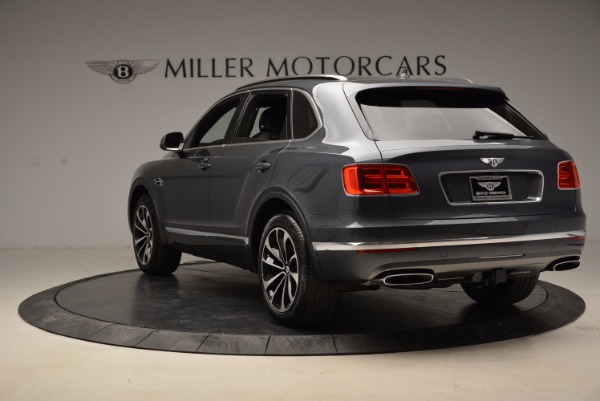 Used 2018 Bentley Bentayga W12 Signature for sale Sold at Pagani of Greenwich in Greenwich CT 06830 5