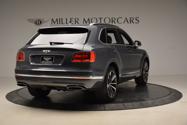 Used 2018 Bentley Bentayga W12 Signature for sale Sold at Pagani of Greenwich in Greenwich CT 06830 7