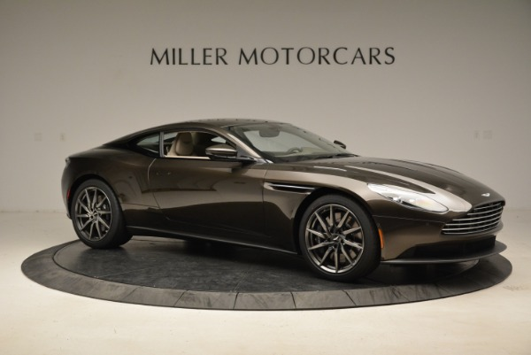 New 2018 Aston Martin DB11 V12 for sale Sold at Pagani of Greenwich in Greenwich CT 06830 10