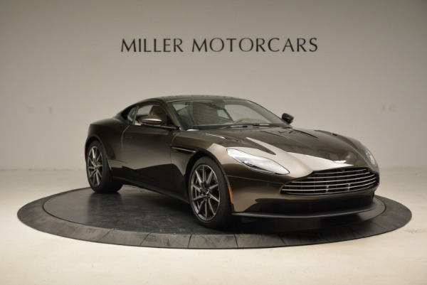 New 2018 Aston Martin DB11 V12 for sale Sold at Pagani of Greenwich in Greenwich CT 06830 11