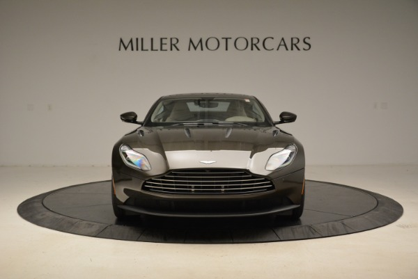 New 2018 Aston Martin DB11 V12 for sale Sold at Pagani of Greenwich in Greenwich CT 06830 12