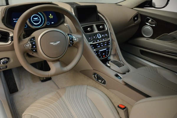 New 2018 Aston Martin DB11 V12 for sale Sold at Pagani of Greenwich in Greenwich CT 06830 14