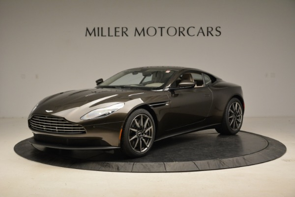 New 2018 Aston Martin DB11 V12 for sale Sold at Pagani of Greenwich in Greenwich CT 06830 2
