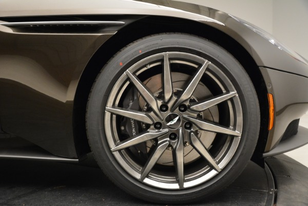 New 2018 Aston Martin DB11 V12 for sale Sold at Pagani of Greenwich in Greenwich CT 06830 20
