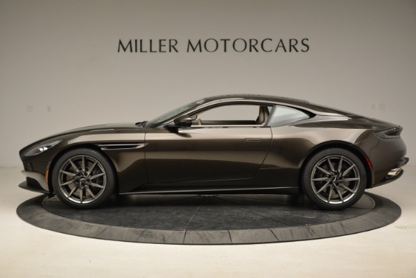 New 2018 Aston Martin DB11 V12 for sale Sold at Pagani of Greenwich in Greenwich CT 06830 3