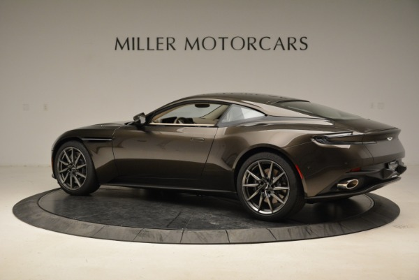 New 2018 Aston Martin DB11 V12 for sale Sold at Pagani of Greenwich in Greenwich CT 06830 4