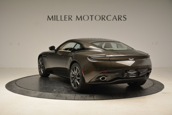New 2018 Aston Martin DB11 V12 for sale Sold at Pagani of Greenwich in Greenwich CT 06830 5