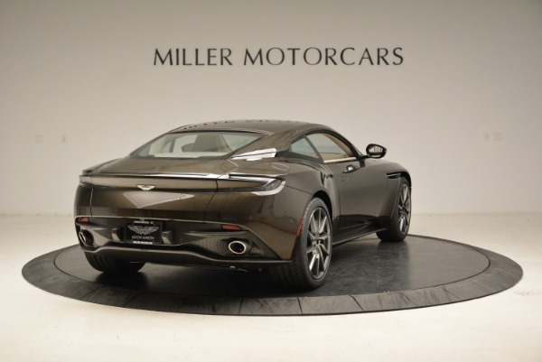New 2018 Aston Martin DB11 V12 for sale Sold at Pagani of Greenwich in Greenwich CT 06830 7