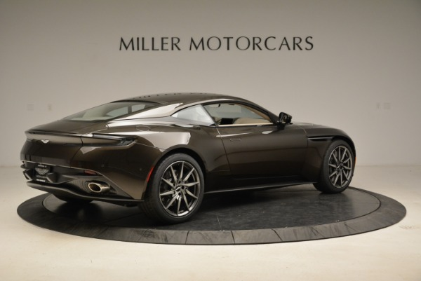 New 2018 Aston Martin DB11 V12 for sale Sold at Pagani of Greenwich in Greenwich CT 06830 8