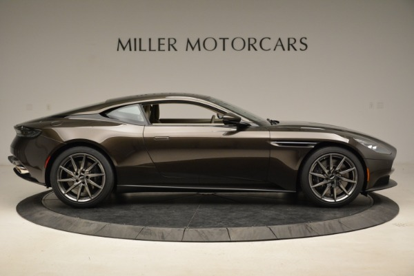 New 2018 Aston Martin DB11 V12 for sale Sold at Pagani of Greenwich in Greenwich CT 06830 9