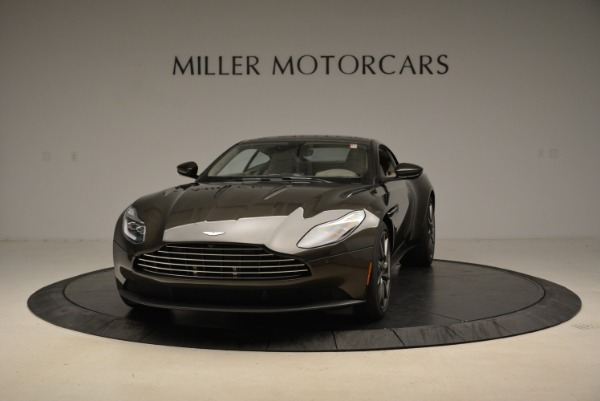 New 2018 Aston Martin DB11 V12 for sale Sold at Pagani of Greenwich in Greenwich CT 06830 1