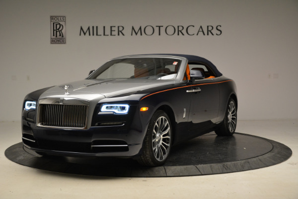 New 2018 Rolls-Royce Dawn for sale Sold at Pagani of Greenwich in Greenwich CT 06830 11