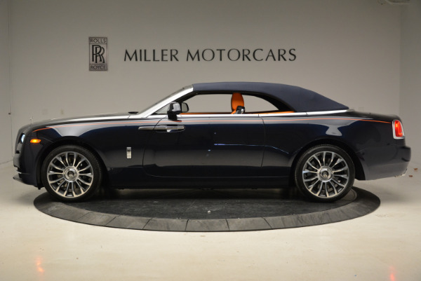 New 2018 Rolls-Royce Dawn for sale Sold at Pagani of Greenwich in Greenwich CT 06830 14
