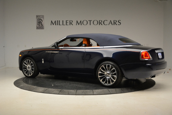 New 2018 Rolls-Royce Dawn for sale Sold at Pagani of Greenwich in Greenwich CT 06830 15