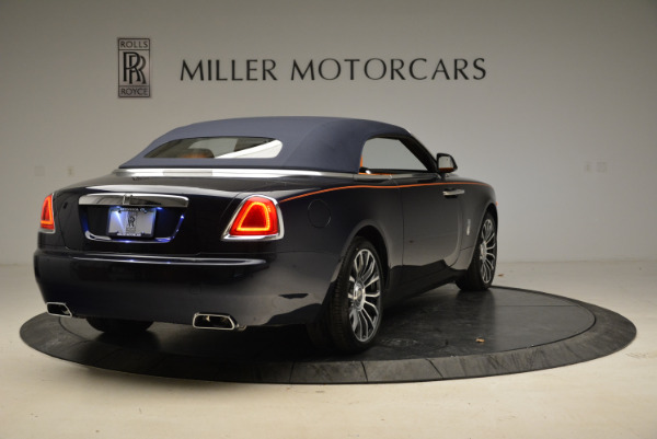 New 2018 Rolls-Royce Dawn for sale Sold at Pagani of Greenwich in Greenwich CT 06830 18