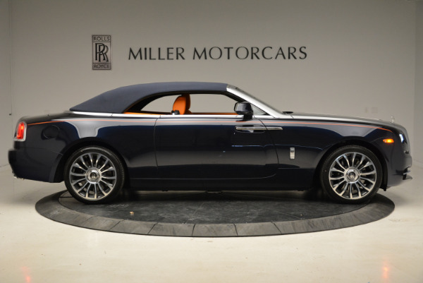 New 2018 Rolls-Royce Dawn for sale Sold at Pagani of Greenwich in Greenwich CT 06830 20