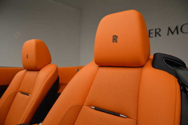 New 2018 Rolls-Royce Dawn for sale Sold at Pagani of Greenwich in Greenwich CT 06830 27