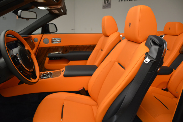 New 2018 Rolls-Royce Dawn for sale Sold at Pagani of Greenwich in Greenwich CT 06830 28