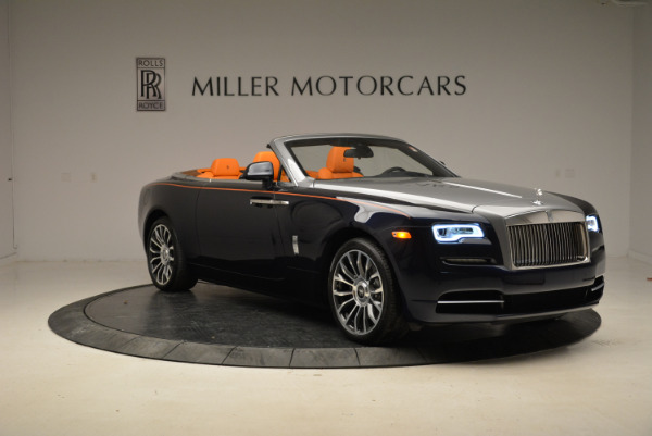 New 2018 Rolls-Royce Dawn for sale Sold at Pagani of Greenwich in Greenwich CT 06830 9