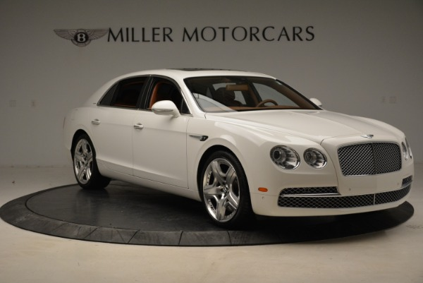 Used 2014 Bentley Flying Spur W12 for sale Sold at Pagani of Greenwich in Greenwich CT 06830 11