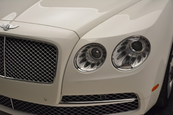 Used 2014 Bentley Flying Spur W12 for sale Sold at Pagani of Greenwich in Greenwich CT 06830 16