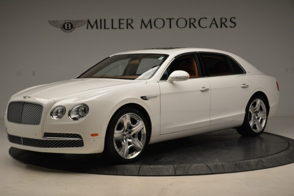 Used 2014 Bentley Flying Spur W12 for sale Sold at Pagani of Greenwich in Greenwich CT 06830 2